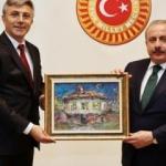 Şentop, Bulgaristan Hak ve Özgürlükler Partisi Liderini kabul etti