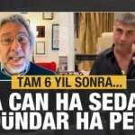 Tam 6 yıl sonra.. Ha Can, ha Sedat.. Ha Dündar, ha Peker!