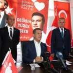 TDP Genel Başkanı Sarıgül: Zonguldak, emeğin mücadelenin alın terinin şehridir