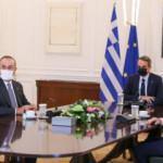 Yunan basınında Çavuşoğlu ziyareti: Samimi ve dostça görüşmeler