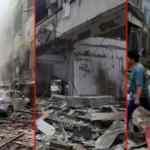 Çin'i savaş alanına çeviren patlama: 12 ölü, 138 yaralı