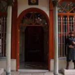 Osman Gazi Türbesi'ndeki saygı nöbeti büyük beğeni topluyor