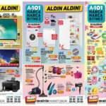 12 Haziran 2021 A101 Aktüel Kataloğu! Elektronik, plaj ve deniz, Züccaciye ürünlerinde..