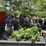 Abdurrahim Karakoç, vefatının 9'uncu yılında kabri başında anıldı
