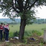 Ağacın altındayken yıldırım isabet eden kadın hayatını kaybetti