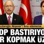 Akşener'in önerisi Millet İttifakı'nı dağıtıp CHP-HDP ittifakına dönüşür mü