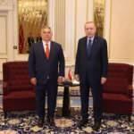 Başkan Erdoğan, Macaristan Başbakanı Orban ile bir araya geldi