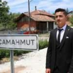 Samsun'un genç muhtarı, liseden bir ay önce mezun oldu