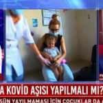Çocuklara Kovid aşısı yapılmalı mı? Prof. Dr. Mehmet Ceyhan yanıtladı