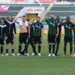 Denizlispor'da 6 futbolcu kaldı