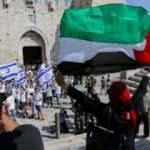 İsrail polisi İsrail bayrağına yasak getirdi, bu işin Filistinlilere bir hayrı olur mu?