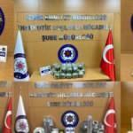 İzmir'de uyuşturucu operasyonu: 20 tutuklama