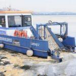 İzmit Körfezi'nde müsilaj mücadelesi: Her gün 2,5 ton toplanıyor!