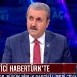 Mustafa Destici: HDP'yi kapatmak için delile gerek yok