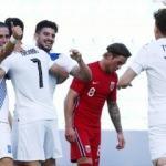 Pelkas asist yaptı, Yunanistan Norveç'i yendi!