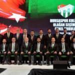 Bursaspor'un transfere engel borçları açıklandı!