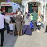 Siirt'te bir araç şarampole devrildi: 3 yaralı