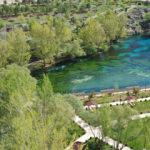 Sivas'ın doğal akvaryumu yeni yüzüne kavuştu