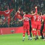 Süper Lig kulüplerinden A Milli Takıma destek