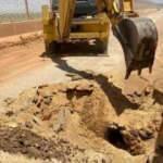 Suriye'den Türkiye yönüne kazılan tünel kullanılamaz hale getirildi!