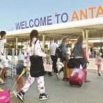 Vaka azalıyor turist artıyor! Günlük 100 seferi aştı...