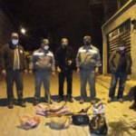 Yaban keçisi avı pahalıya patladı: 120 bin lira ceza