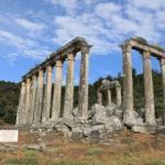 2 bin 200 yıllık Zeus Tapınağı eski ihtişamına kavuşuyor