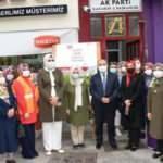 AK Parti Kadın Kolları'ndan Türk Kızılayı'na kan bağışı