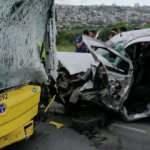 Başakşehir'de feci kaza! İETT otobüsüyle çarpışan aracın sürücüsü öldü