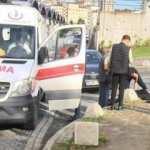 Başakşehir'de feci kaza! Yaralılar var...