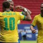 Brezilya, Copa America'nın açılış maçında Venezuela'yı 3 golle geçti