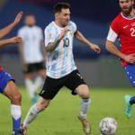 Copa America'da Arjantin ile Şili berabere kaldı