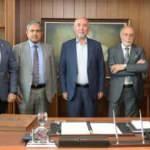 Darülaceze Başkanı Hamza Cebeci'den Kanal 7'ye ziyaret