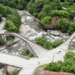 Doğanın kalbinde Osmanlı mimarisi Çifte Köprüler