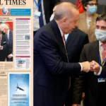 Erdoğan-Biden görüşmesi ile ilgili Financial Times'tan skandal manşet