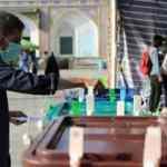 İran'da seçim sandıklarını taşıyan helikopter düştü