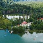 Karadeniz'in tabiat harikası kamp tutkunlarının uğrak yeri oldu