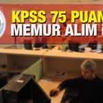 KPSS 75 puan ile MESKİ memur alımı yapılacak! Başvurular ne zaman?