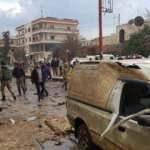 Afrin'de bombalı araçla düzenlenen terör saldırısında 1 kişi öldü