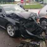 Rektör Prof. Dr. Kavuncu, trafik kazasında yaralandı