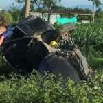 Damat kaza yaptı, kayınvalide hayatını kaybetti