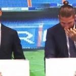 Sergio Ramos'un gözyaşları