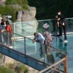 Türkiye'nin ilk cam seyir terası misafirleriyle yeniden buluştu