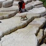 Van'ın Pamukkale'si doğa tutkunlarını ağırlıyor