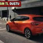 58 bin TL indirim! 2021 Renault Clio için süre daralıyor! Sıfır 2021 Model Clio Haziran ayı güncel fiyat listesi...