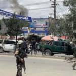 Afganistan'da bombalı saldırıda 11 sivil yaralandı