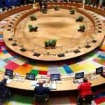 AB Liderler zirvesinden Türkiye açıklaması