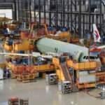 Airbus'un Çin'deki gövde tesisini faaliyetine başladı