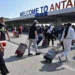 Antalya'ya 20 bin Rus turist geldi