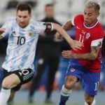 Arjantin ve Şili çeyrek finalde!